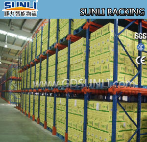 Industrial Shelving Pallet Storage Drive-in Rack pictures & photos