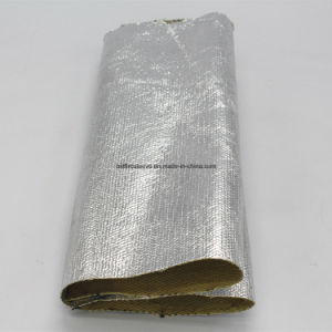 Heast Reflective Aluminized Aramid Kevlar Heat Barrier pictures & photos