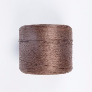 Hot Sale Polyester Firm Yarn for Cable (Grey) pictures & photos