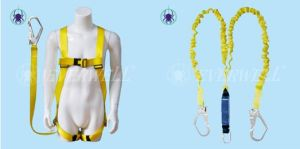 Full Body Harness with One-Point Fixed Mode and Three Adjustment Points (EW0110H) -Set1