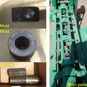 Rabar Straightening and Cutting Machine pictures & photos