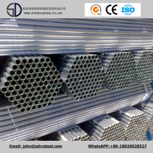 Galvanized Steel Pipe/Gi Square Steel Pipe/Tube Structure Building Material pictures & photos