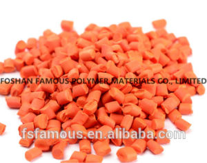Orange Masterbatch, High Covering, Disperse Evenly, Manufacturer Sales, Reasonable Price pictures & photos