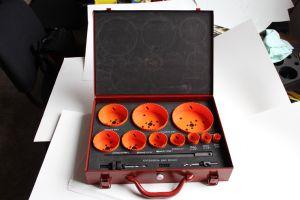 7PCS Hole Saw Set with EVA Case pictures & photos