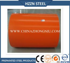 Orange Color PPGI pictures & photos