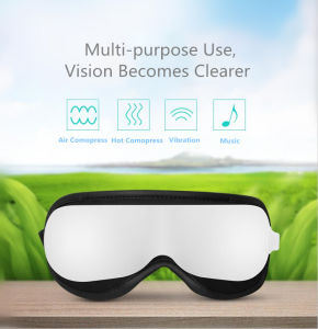 Multi-Function Eye Hot Massager with Music pictures & photos