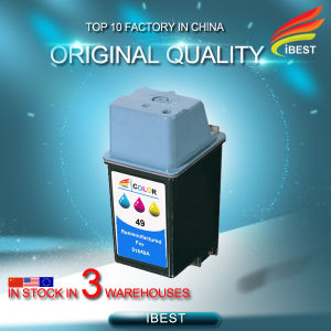 Hot Sale Ink Cartridge with Chip for HP49 51649A pictures & photos