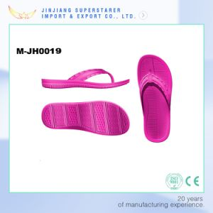 Women EVA Flip Flop Injection Slipper Mould, Aluminum and Iron Girls Flip Flop Slipper Mold pictures & photos