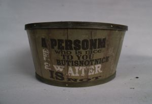 Army Green Factory Direct Quality Practical Flower Pot pictures & photos