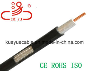 RG6 Rg/6u Coaxial Cable pictures & photos