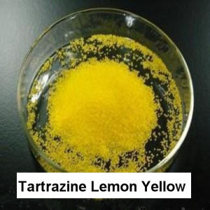 80% USP Tartrazine Lemon Yellow Acid Yellow 23 Powder Food Coloring pictures & photos