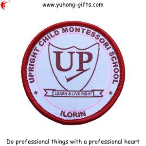 School Uniform Woven Patch for Garment (YH-WB032) pictures & photos