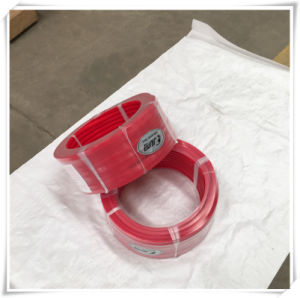 Urethane Transmission Red Polyurethane V Belt pictures & photos