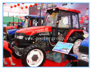 Wheeled Agricultural Tractor, 4x4 Tractor, Big Tractor (LZ804) pictures & photos