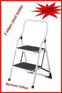 CE/En131 Approved Steel Step Ladder pictures & photos