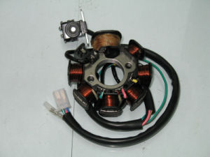 Motorcycle Spare Parts Magneto Startor Comp (Cg-125N) pictures & photos