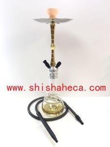 Wholesale Good Quality Aluminum Nargile Smoking Pipe Shisha Hookah pictures & photos
