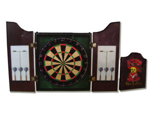 Professional Bristle Dartboard (BD-005) pictures & photos