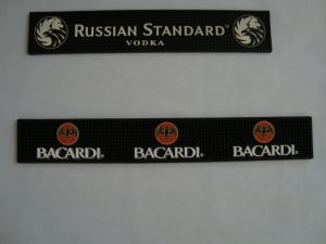 Custom Logo PVC Bar Mat, Plastic Bar Mat pictures & photos