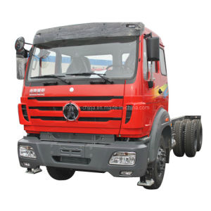 380hp Mercedes Benz Cabin Tractor Truck 6x4 pictures & photos