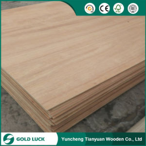 PA Faced/Red Pencil Cedar Faced Commercial Plywood ((1.8mm/2.5mm/2.7mm/4.5mm/5.5mm)) pictures & photos