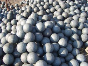 High Quality 75mncr Material Grinding Ball (dia80mm) pictures & photos