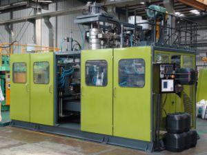 Blow Molding Machine (STBM-CD25L)