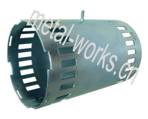 Motor Shell, Welded Motor House pictures & photos
