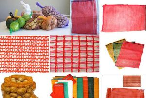 Good Quality Plastic Onion Fruit Vegetable Mesh Bag