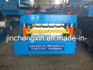 Double Corrugated Roof Forming Machine pictures & photos