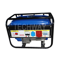 Tw2500t 2kw Gasoline Generator pictures & photos