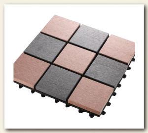 WPC Tile, Outdoor Tile, WPC Decking Tile pictures & photos