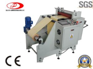 PVC Film Reel to Sheet Cutter (sheeting machine DP-360) pictures & photos
