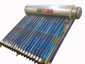 Integrated High Pressure Solar Water Heater (SPP-470-58/1800-24-C) pictures & photos