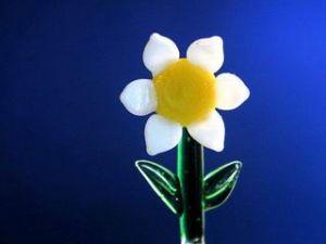 Handmade Glass Flowers