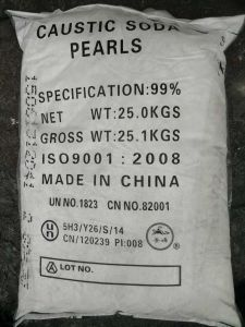 Caustic Soda Pearls High Quality Manufacturer pictures & photos