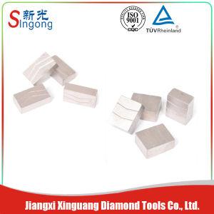 Stone Cutting Tool of Diamond Segments pictures & photos