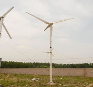 5kw Horizontal Wind Turbine Generator pictures & photos