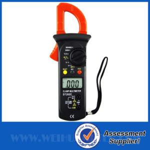 Digital Clamp Meter With Temperature Measurement (DT202C)