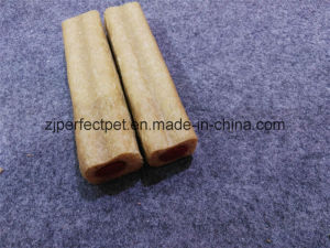 Two Tone Expanded Dental Sticks Dog Food Factory
