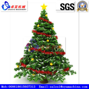Pet Christmas Tree Monofilament Yarn Making Machine pictures & photos