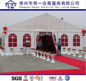 Fabric Rooftop Luxury Outdoor Event Tent Wedding Party Tent pictures & photos