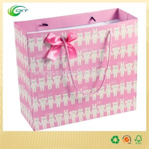 fashion Christmas Paper Gift Bag with Handle (CKT-PB-356) pictures & photos