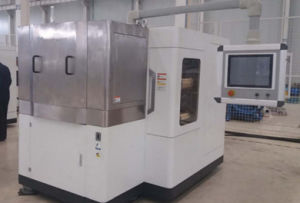 Sapphire Ingot Cutter Crytal Glass Saw Machine pictures & photos