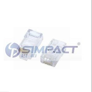 UTP Cat5e LAN Cable Connector RJ45-Simpact pictures & photos