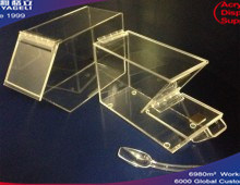 Acrylic Clear Food Display Case Style 3, Food Box pictures & photos