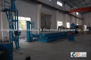 Aluminum Alloy Rod Breakdown Machine (TYPE LHD 450/11H)