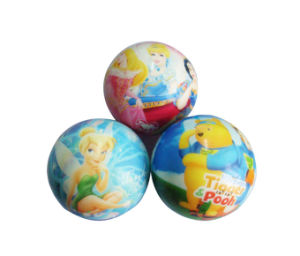 Heat Transfer Custom Logo PU Stress Ball pictures & photos