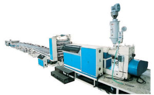 PE/PP Plastic Sheet/Board Extruding Production Line