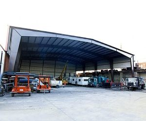 High Quality Steel Structure Buildings (LTT91) pictures & photos
